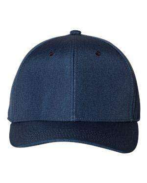 Adidas Semi-Structured Heather Print Golf Cap - A628