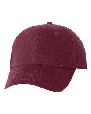 Valucap Structured Chino Twill Cap - VC600
