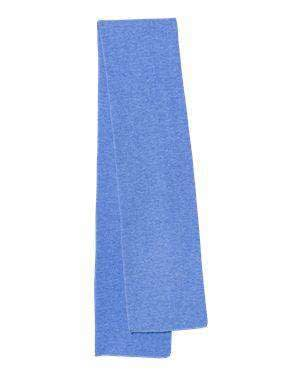 Sportsman Solid Color Knit Scarf - SP04
