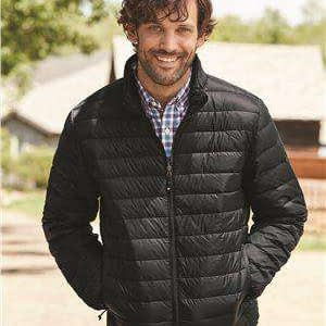 Weatherproof Men's Packable Full-Zip Down Jacket - 15600
