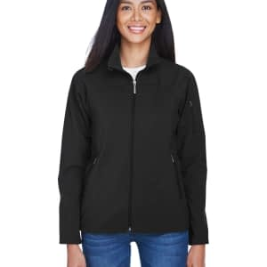 North End Women's Performance Fleece Soft Shell Jacket - 78034
