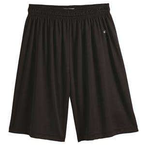 Badger Sport Men's B-Core Athletic No Pocket Shorts - 4109