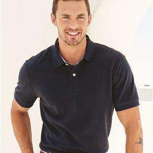 Tommy Hilfiger Men's Classic Fit Ivy Pique Polo Shirt - 13H1867