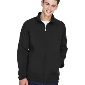 North End Men's Performance Fleece Soft Shell Jacket - 88099
