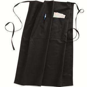 Liberty Bags Long Two-Pocket Cafe Bistro Apron - 5508