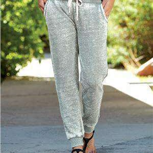 J America Women's Slash Pocket Jogger Sweatpants - 8944