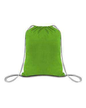 OAD Economy Sport Canvas Cinch Sack - OAD101