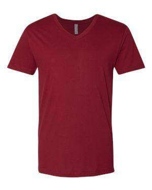 Next Level Men's Premium V-Neck T-Shirt - 3200