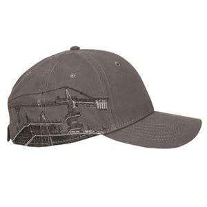 Dri Duck Tower Crane Twill Cap - 3346