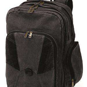 Dri Duck Traveler Laptop Canvas Backpack - 1039