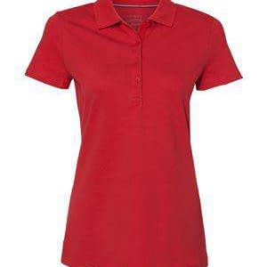 Tommy Hilfiger Women's Classic Fit Ivy Pique Polo Shirt - 13H4534