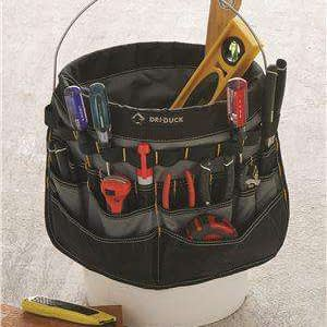 Dri Duck Five-Gallon Bucket Tool Bag - 1400