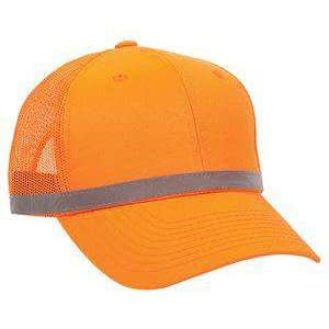 Outdoor Cap ANSI Certified Trucker Cap - ANSI100M