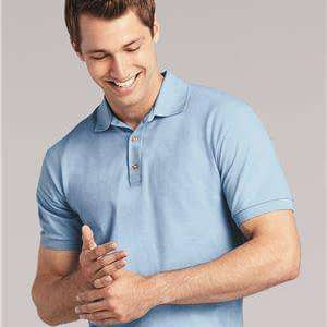 Gildan Men's Ultra Cotton® Pique Polo Shirt - 3800