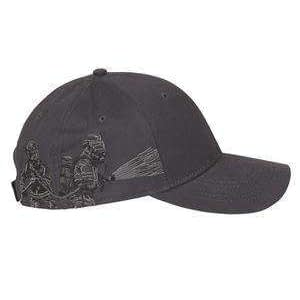 Dri Duck Firefighters Twill Cap - 3348