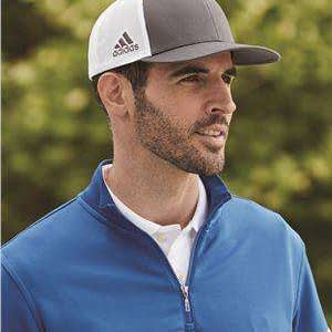 Adidas Mesh Colorblock Golf Cap - A627
