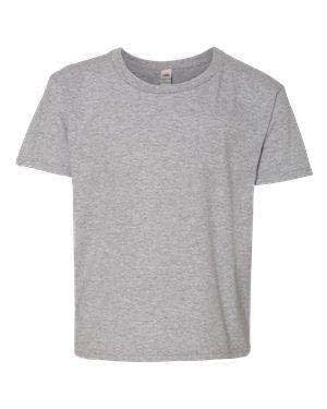 Fruit of the Loom Youth Sofspun® Crew Neck T-Shirt - SF45BR