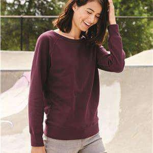 Independent Trading Women's Slim Fit Sweatshirt - SS240