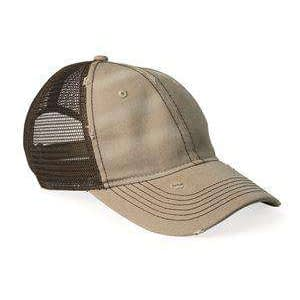 Sportsman Dirty-Washed Mesh Trucker Cap - 3150
