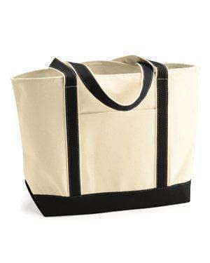 Liberty Bags Carmel XL Canvas Boat Tote Bag - 8872