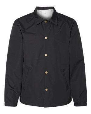 Independent Trading Men's Coach's Windbreaker - EXP99CNB