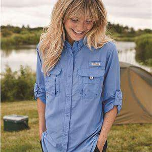 Columbia Women's Bahama™ Fishing Shirt - 139656