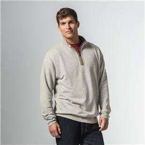 Weatherproof Men's Vintage Marled 1/4-Zip Sweatshirt - 198775