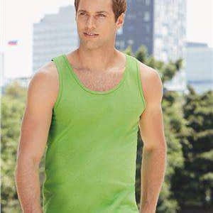Gildan Men's Ultra Cotton® Tank Top - 2200