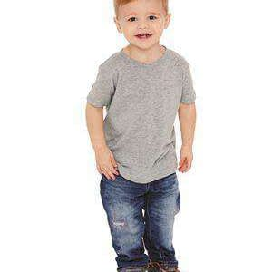 Next Level Toddler Fine Jersey Crew Neck T-Shirt - 3110