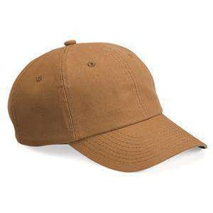Outdoor Cap Unstructured Low-Profile Canvas Cap - DUK111