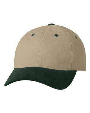 Sportsman Heavy Brushed Twill Cap - 9610