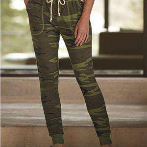Alternative Women's Eco-Jersey® Jogger Sweatpants - 2910