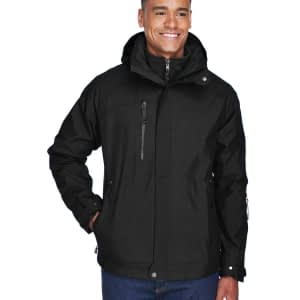 North End Men's Caprice 3-in-1 Waterproof Jacket - 88178