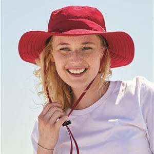 The Game Ultralight Sunblock Booney Hat - GB400