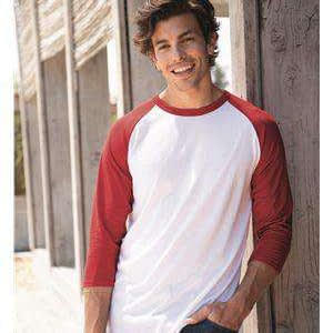 Jerzees Men's Premium Raglan Baseball T-Shirt - 560RR