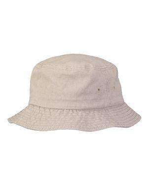 Sportsman Unstructured Twill Bucket Hat - 2050
