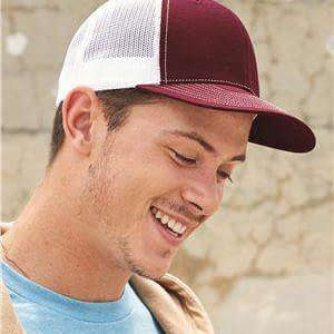 Richardson Mid-Profile Snapback Trucker Cap - 112