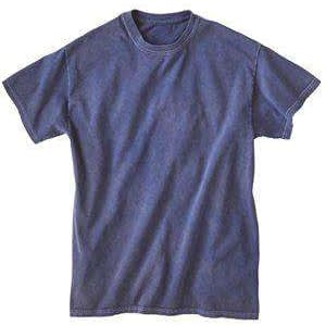 Dyenomite Men's Mineral Wash Crew Neck T-Shirt - 200MW