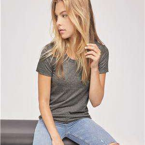 American Apparel Women's Scoop Neck T-Shirt - TR301W