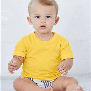 Bella + Canvas Infant Crew Neck T-Shirt - 3001B