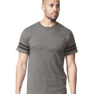 LAT Men's Fine Jersey Football T-Shirt - 6937