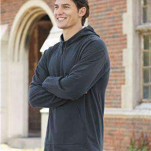 Comfort Colors Men's Drawcord Hoodie Sweatshirt - 1535