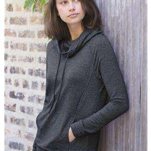 Weatherproof Women's Funnel Neck Sweatshirt - W18706