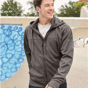 Independent Trading Men's Thumbhole Hoodie Sweatshirt - EXP80PTZ