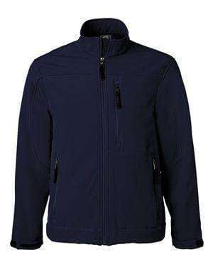 Weatherproof Men's Slash Pocket Soft Shell Jacket - 6500