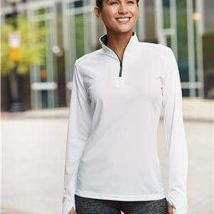 Badger Sport Women's Anti-Microbial Pullover Jacket - 4103