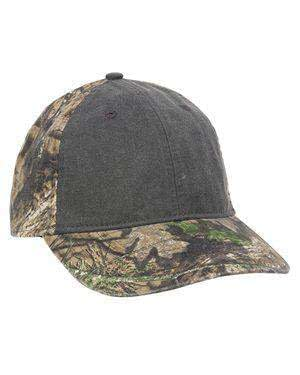 Outdoor Cap Twill And Canvas Camouflage Cap - PDC100
