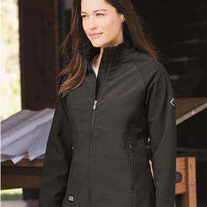 Dri Duck Women's Contour Full-Zip Soft Shell Jacket - 9439