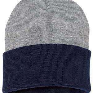 Sportsman Cuffed Knit Beanie - SP12T