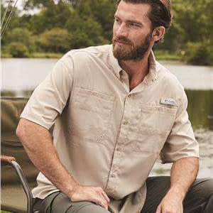Columbia Men's Tamiami™ II Ripstop Fishing Shirt - 128705